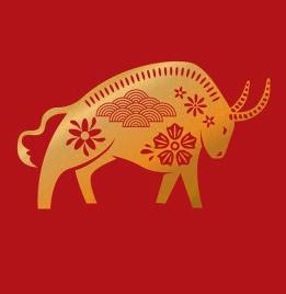 Китайский гороскоп на 2022 год Водяного Тигра для Быка
