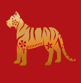 Китайский гороскоп на 2022 год Водяного Тигра для Тигра